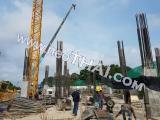 17 October 2016 Sea Saran construction.