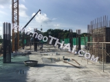 09 November 2016 Sea Saran Condominium construction site