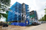 22 1月 2018 Sea Zen Condo Bang Saray constuction update