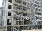 18 December 2014 Seven Seas - construction photo