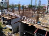 25 October 2017 Seven Seas Cote d`Azur Condo construction site