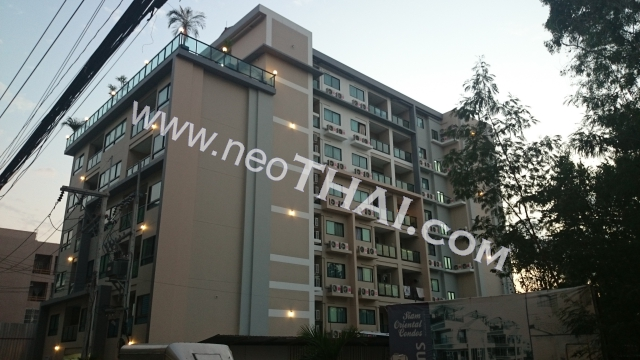 Siam Oriental Elegance 1 Pattaya Condo  - Hot Deals - Buy Resale - Price, Thailand - Apartments, Location map, address
