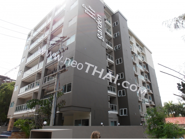 Siam Oriental Garden Condominium Pattaya - Hot Deals - Buy Resale - Price, Thailand - Apartments, Location map, address
