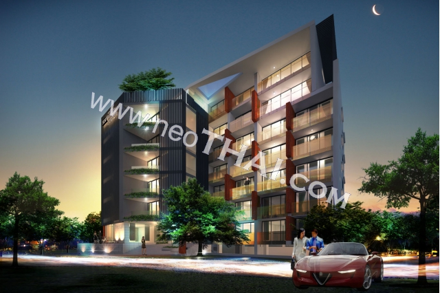 Skylight Condominium Pattaya