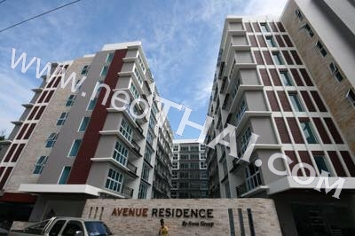 The Avenue Residence Pattaya Condo  - Hot Deals - Buy Resale - Price, Thailand - Apartments, Location map, address