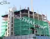 12 December 2015 The Cloud Condo - construction site