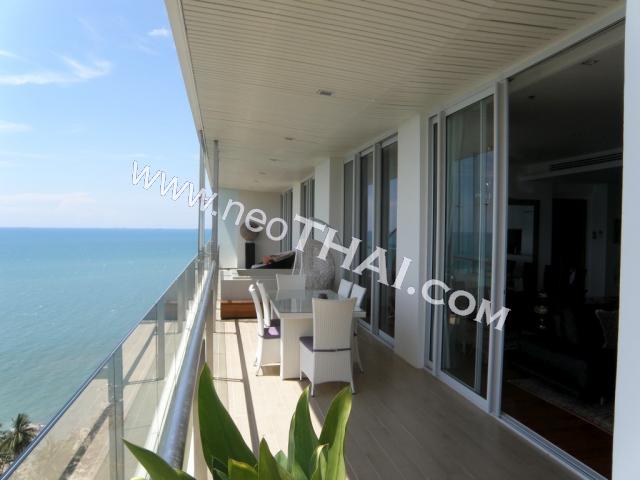 Pattaya, Asunto - 337 m²; Myyntihinta - 59.000.000 THB; The Cove