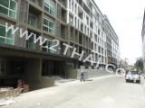 07 Agosto 2012 The Gallery Condominium, Pattaya - actual project pictures