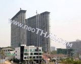 05 Februar 2015 The Grand AD Jomtien Condominium - construction site