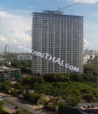 16 June 2015 The Grand AD Jomtien Condominium - construction site