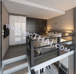 Pattaya, Apartment - 32.6 sq.m.; Sale price - 1.900.000 THB; The IVY Jomtien