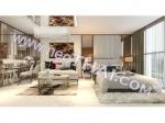 Pattaya, Studio - 33 sq.m.; Sale price - 2.900.000 THB; The IVY Jomtien