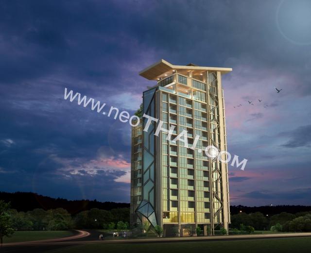 The Jewel Pratumnak Condo Pattaya - Hot Deals - Buy Resale - Price, Thailand - Apartments, Location map, address