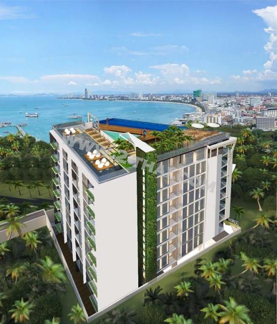 The Meridiem Condominium Pattaya, Thailand - Wohnungen, Maps