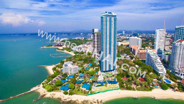 The Palm Wongamat Pattaya Condo  - Hot Deals - Buy Resale - Price, Thailand - Apartments, Location map, address