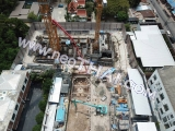 23 Maaliskuun The Panora Pattaya  construction site
