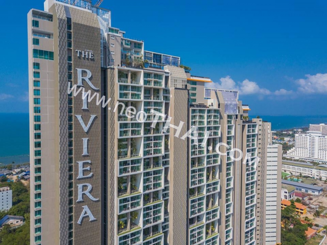 The Riviera Jomtien 芭堤雅, 泰国 - 住宅, 地图