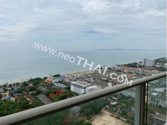 Pattaya, Studio - 33.5 m²; Myyntihinta - 3.800.000 THB; The Riviera Jomtien
