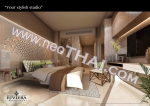 Wong Amat The Riviera Wongamat Beach unit interiors
