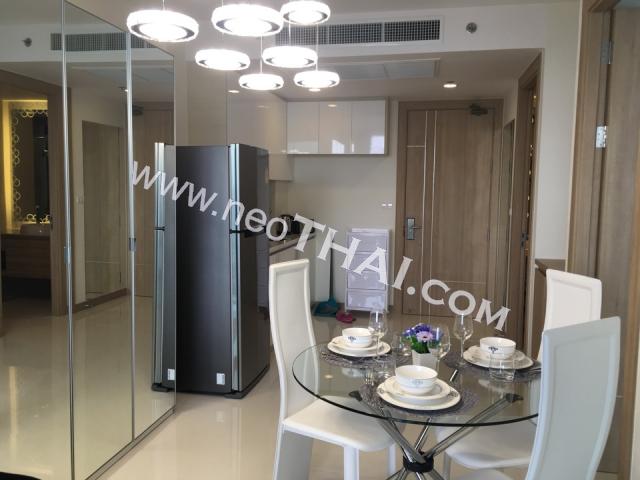 Pattaya, Apartment - 50 sq.m.; Sale price - 5.990.000 THB; The Riviera Wongamat Beach