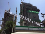 02 June 2015 The Riviera Wongamat - construction site