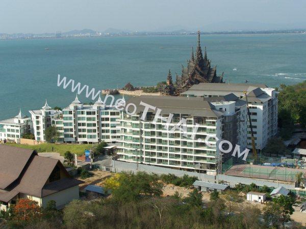 The Sanctuary WongAmat Pattaya Condo  - Hot Deals - Buy Resale - Price, Thailand - Apartments, Location map, address