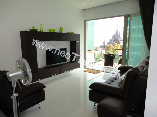 Pattaya, Apartment - 64 sq.m.; Sale price - 4.999.000 THB; The Sanctuary WongAmat