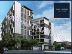 Pattaya, Studio - 25 sq.m.; Sale price - 1.750.485 THB; The Urban Attitude Condo