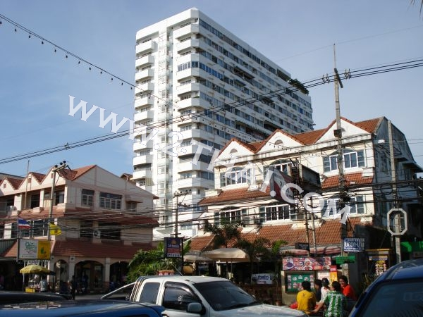 Thien Tong Condotel Pattaya - Hot Deals - Buy Resale - Price, Thailand - Apartments, Location map, address