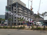 14 April 2016 Trio Gems Pattaya - actual development pictures