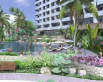 TW Wong Amat Beach Pattaya Condo  - Hot Deals - Buy Resale - Price, Thailand - Apartments, Location map, address