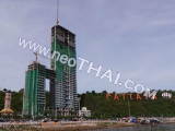 22 May 2014 Waterfront Suites and Residences - construction site