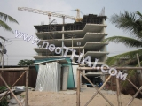 12 Octobre 2013 Waters Edge Condo - construction site foto