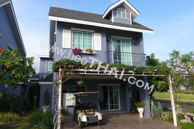 芭堤雅, 别墅 - 163 m²; 出售的价格 - 3.690.000 泰銖; Winston Village