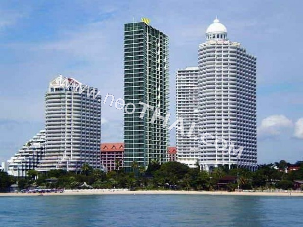 Wongamat Tower Pattaya Condo  - Hot Deals - Buy Resale - Price, Thailand - Apartments, Location map, address