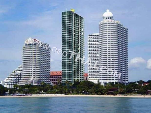 Wongamat Tower Pattaya