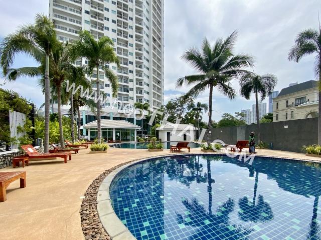 Pattaya, Apartment - 56 sq.m.; Sale price - 2.520.000 THB; AD Condominium Hyatt