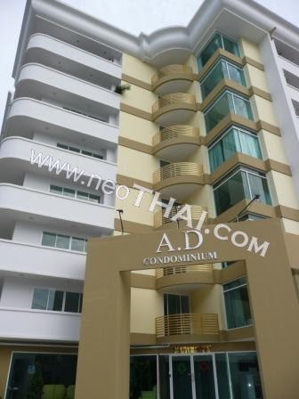 AD Condominium Racha Residence Pattaya