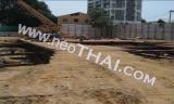 14 April 2015 Aeras Jomtien Condo - construction site foto
