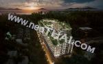 Pattaya, Studio - 23 sq.m.; Sale price - 1.890.000 THB; Albar Peninsula