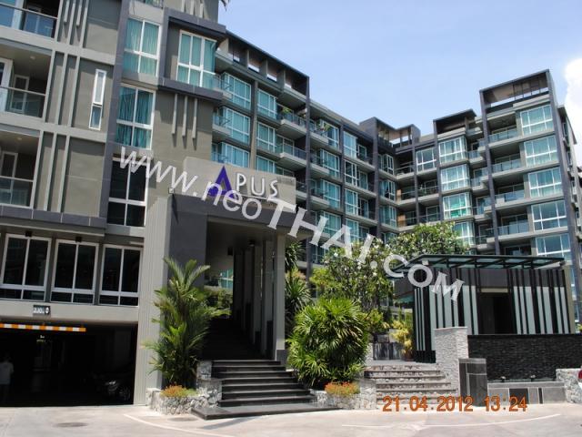Apus Condominium Pattaya