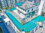 Pattaya, Apartment - 25 sq.m.; Sale price - 1.590.000 THB; Arcadia Beach Resort Pattaya