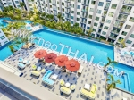 Pattaya, Apartment - 25 sq.m.; Sale price - 1.759.000 THB; Arcadia Beach Resort Pattaya