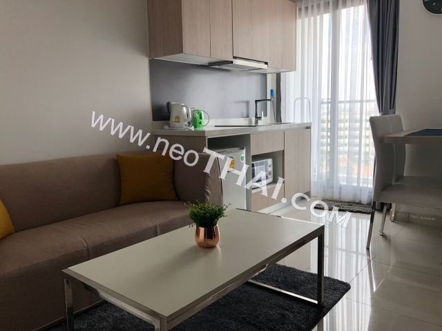 Pattaya, Apartment - 26 m²; Prix de vente - 1.299.000 THB; Arcadia Beach Resort Pattaya