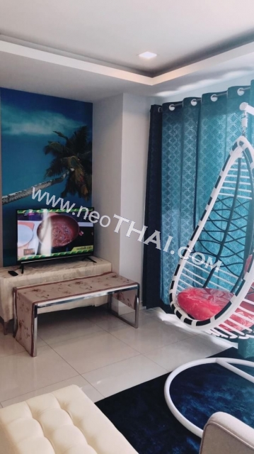 Pattaya, Apartment - 49 sq.m.; Sale price - 2.850.000 THB; Arcadia Beach Resort Pattaya