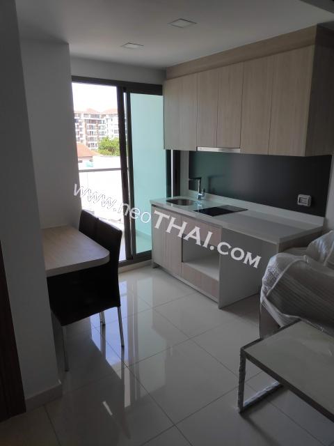 Pattaya, Apartment - 26 sq.m.; Sale price - 1.510.000 THB; Arcadia Beach Resort Pattaya