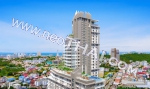 Pattaya, Apartment - 27 sq.m.; Sale price - 2.160.000 THB; Arcadia Millennium Tower