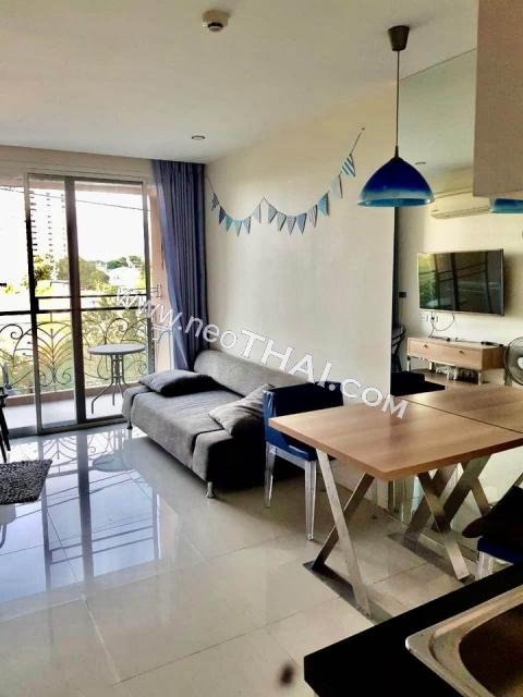 Pattaya, Asunto - 36 m²; Myyntihinta - 1.420.000 THB; Atlantis Condo Resort Pattaya
