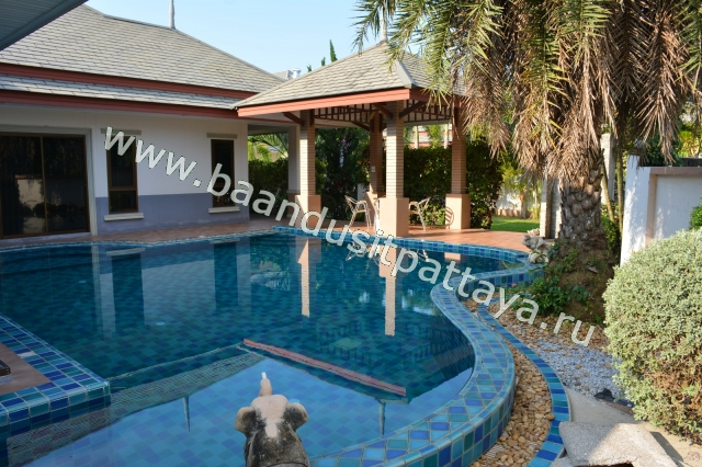 パタヤ, 戸建 - 242 平方メートル; 販売価格 - 8.650.000 バーツ; Baan Dusit Pattaya Lake