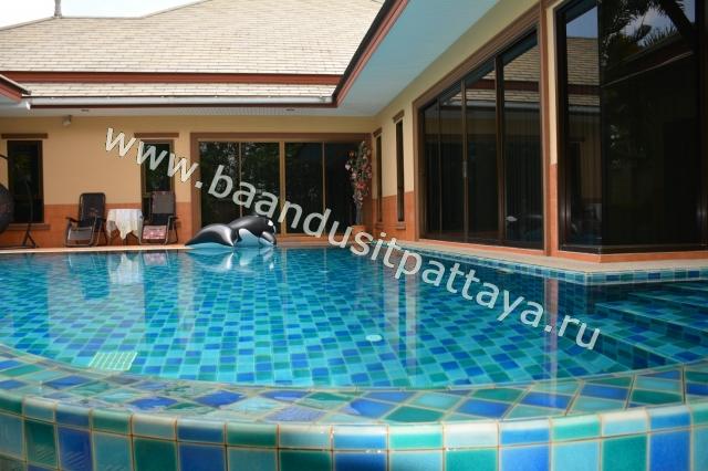 Pattaya, House - 242 sq.m.; Sale price - 8.750.000 THB; Baan Dusit Pattaya Lake